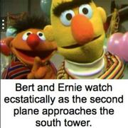 Bert and ernie 9-11