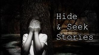 2 Creepy Allegedly TRUE Hide & Seek Horror Stories