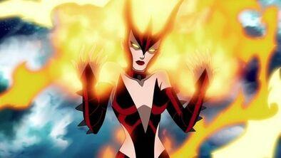 Enchantress Amora Demon