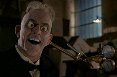 Judge Doom showing who he really is.