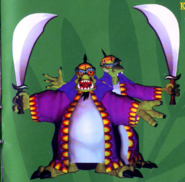 Komodo Brothers (Crash 2)