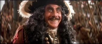 Captain Hook Live-Action