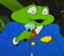 Frog Reporter