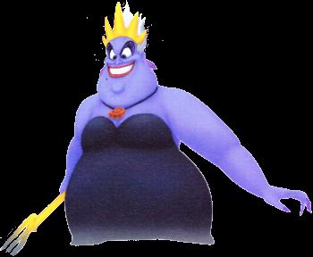 CG Giant Ursula