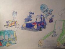 Cars-IGNITERace