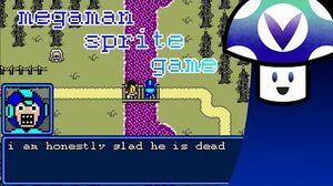 Vinesauce Vinny - Megaman Sprite Game