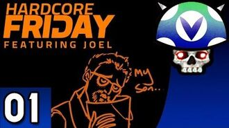 Vinesauce Joel - Hardcore Fridays Half Life 2 ( Part 1 )-0