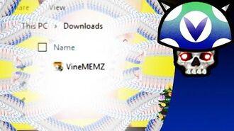 Vinesauce Joel - Windows 10 Destruction ( Vinememez.exe Finale )