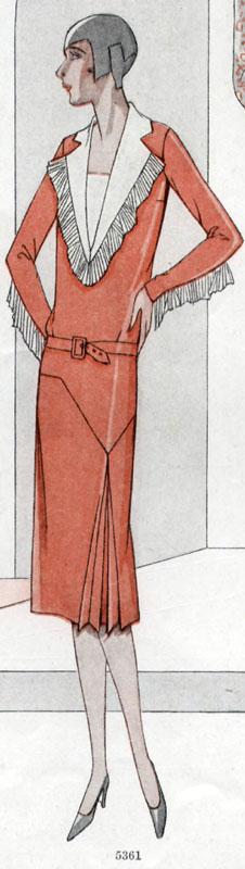 McCall 5361 1928