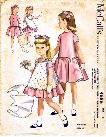 McCalls 1958 4686