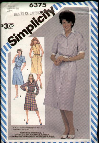 Simplicity 6375 83 a