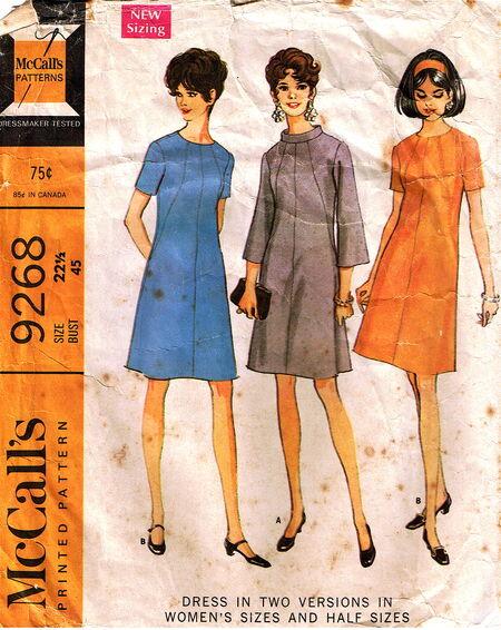 McCall's9268