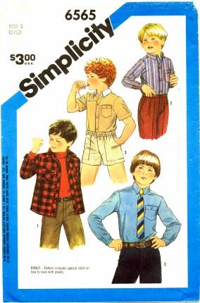 Simplicity 1984 6565