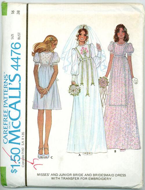 McCalls 4476