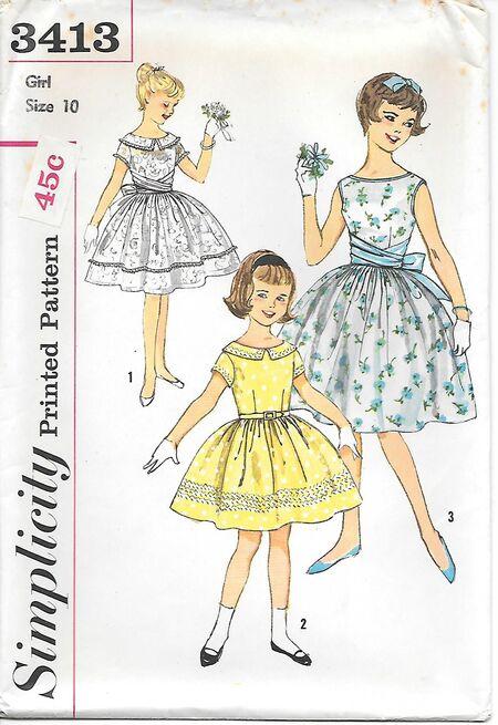 S3413girls10,1960