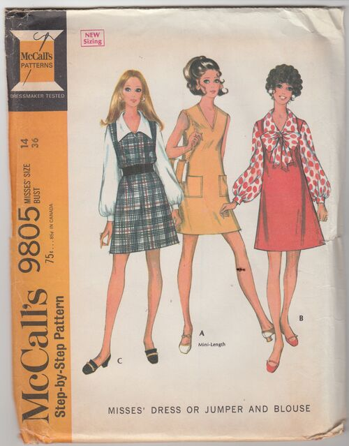 McCall's 9805