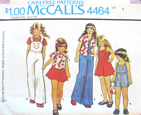 Mccalls 4464