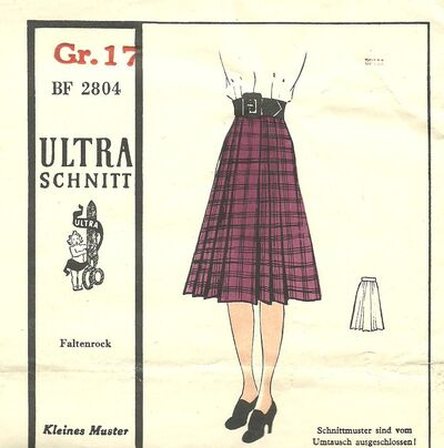 Ultra Schnitt BF2804