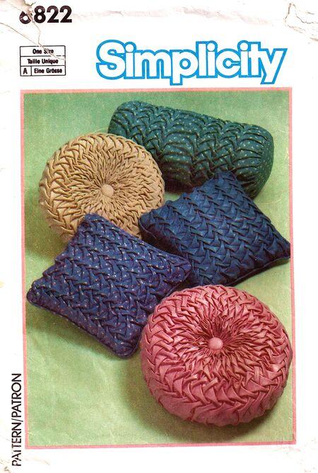 SIMP 6822 pillows