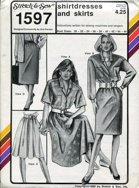 Stretch&sew1597shirtdress
