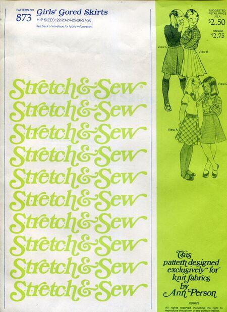 Stretch&sew873