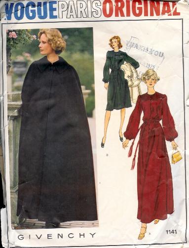 1141V 1970s Givenchy