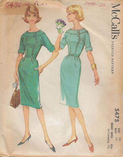 Mc 5475 1960
