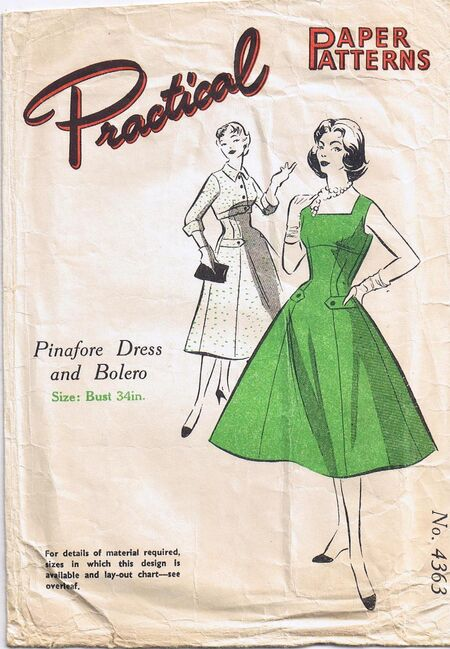 Practical Paper Patterns 4363