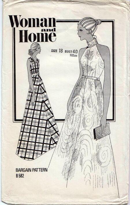 Woman & Home B582