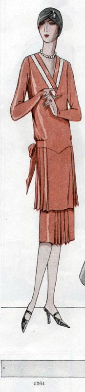 McCall 5364 1928