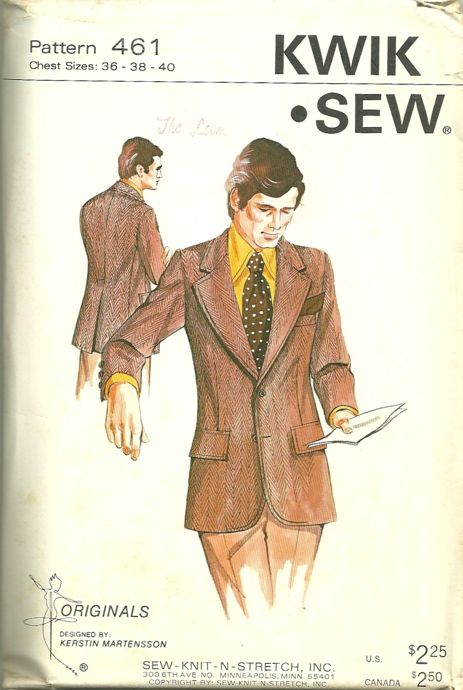 Kwik Sew 461