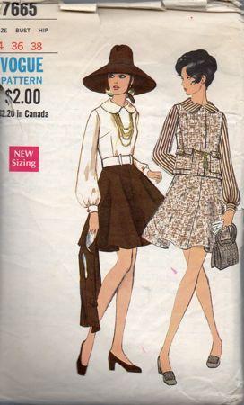 Vogue 7665