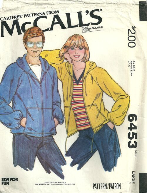 McCall's A 6453
