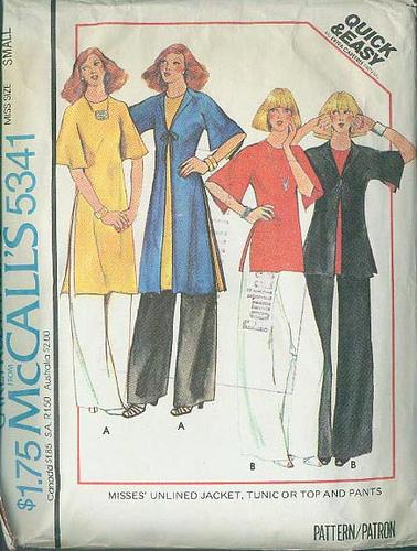 McCall's 5341