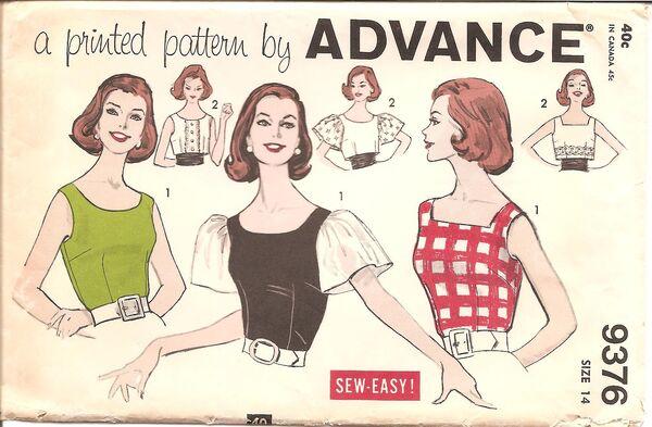 Advance 9376