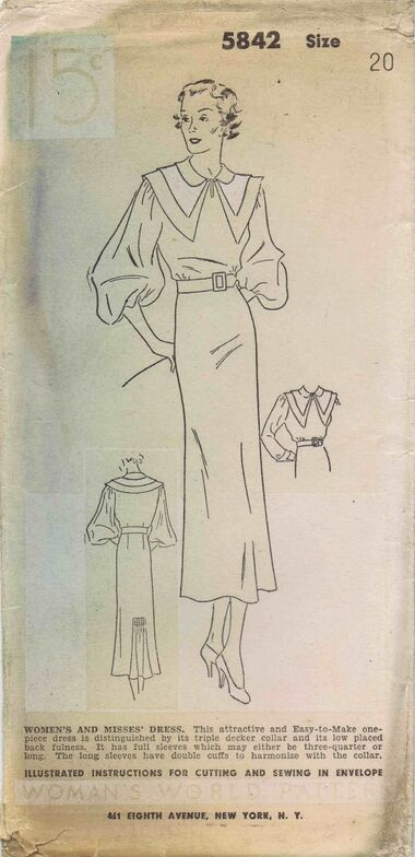 Womans World 1935 5842