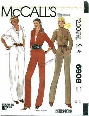McCall's 6908