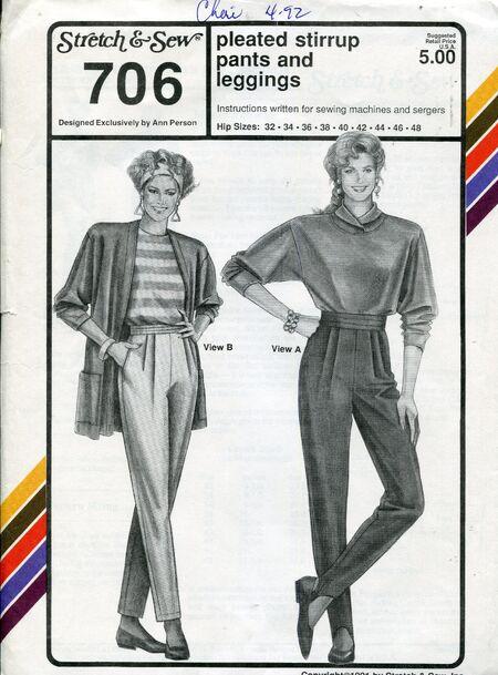 Stretch&sew706
