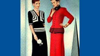 Kizoa Online Movie Maker Styles in Vintage Knitting and Crochet