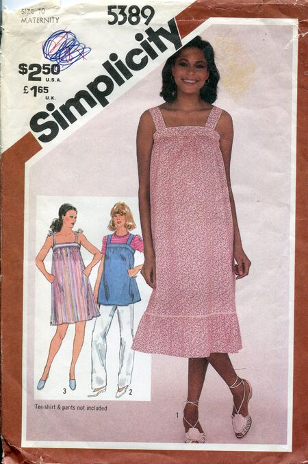 Simplicity5389maternity