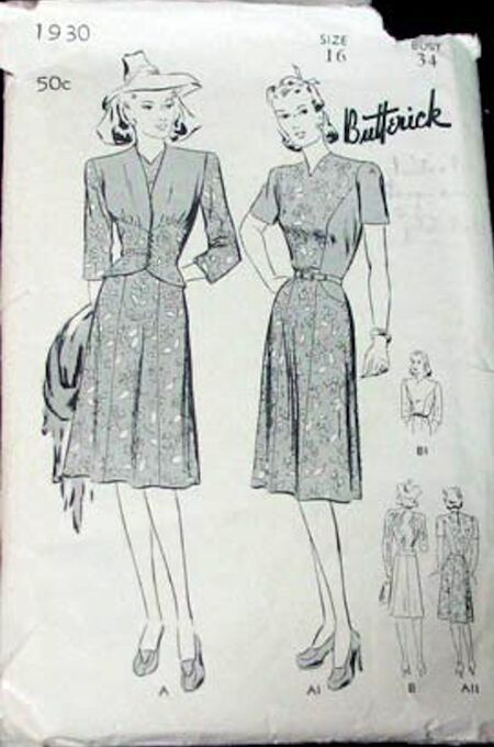 Vop-1413-01-Butterick-1930-vintage-sewing-pattern