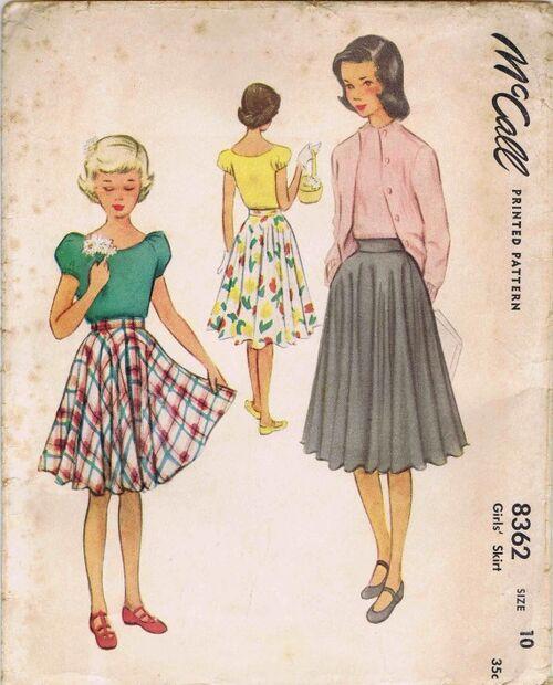 McCall 1950 8362