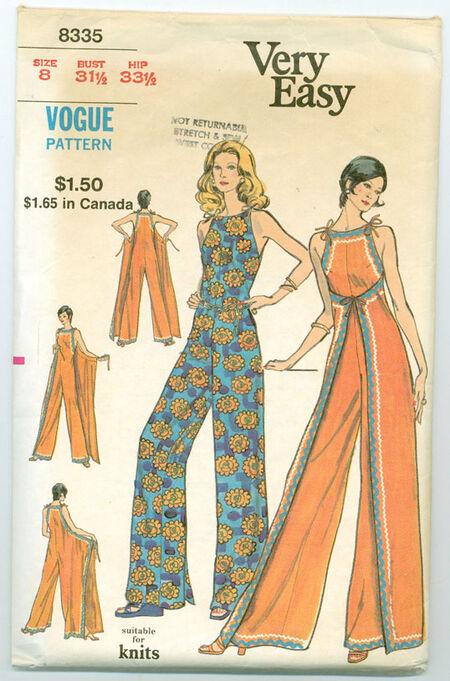 Vogue 8335