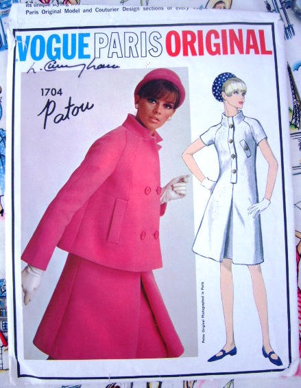 VoguePARIS patou1704pattern