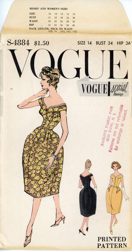 Vogue-S-4884zfront