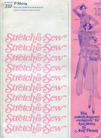 Stretch&sew310tshirts