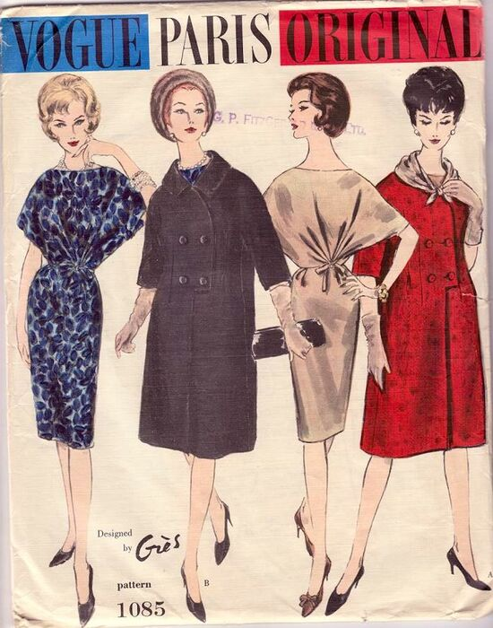 Vogue Paris Original -Gres- 1085 image