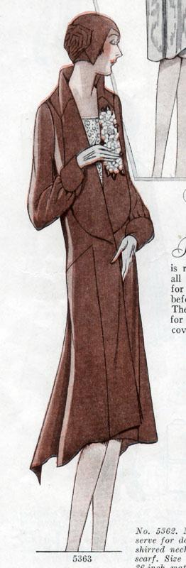 McCall 5363 1928