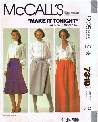 McCalls 1980 7319