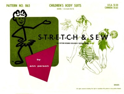 Stretch & Sew 1967 865